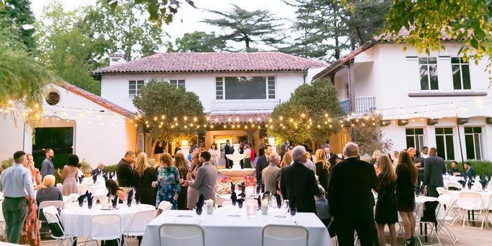 Hacienda de las Flores wedding East Bay