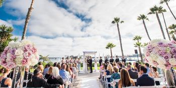 Paradise Point Resort & Spa weddings in San Diego CA