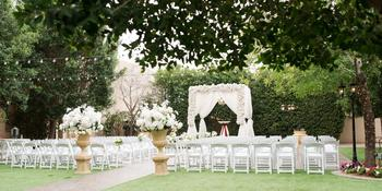 Garden Tuscana Reception Hall weddings in Mesa AZ
