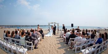 Crowne Plaza Ventura Beach weddings in Ventura CA