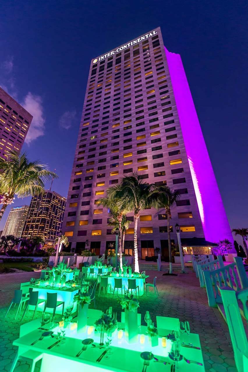 Hotel Intercontinental Miami Venue