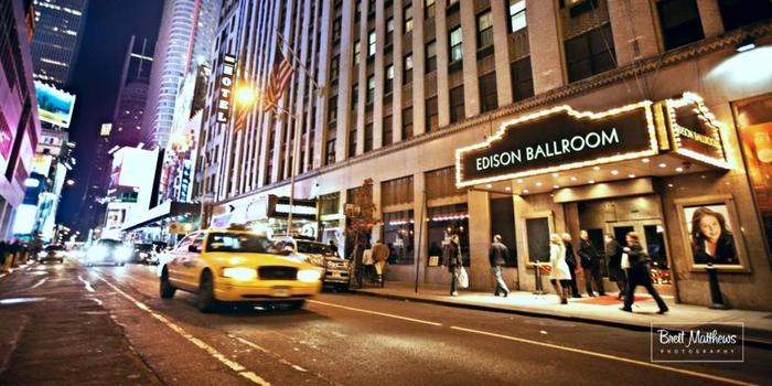 Edison Ballroom wedding venue picture 16 of 16 - Photo by: Brett Matthews Photograher