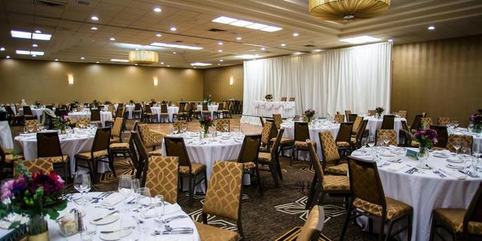 Sheraton Suites Chicago O'Hare wedding Chicago
