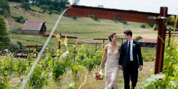 Black Oak Mountain Vineyards weddings in Cool CA