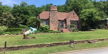 Clinton House Museum weddings in Fayetteville AR