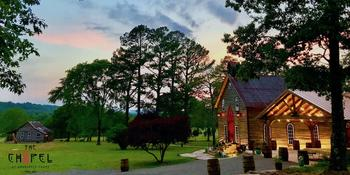 The Chapel at Dragonfly Farms weddings in Dover AR