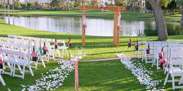 Desert Falls Country Club Wedding Venue Picture 5 Of 12 Provided By