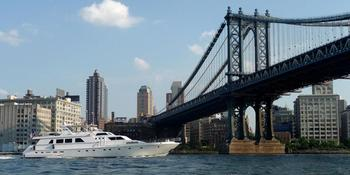 Yachts For All Seasons: Justine weddings in Weehawken NJ