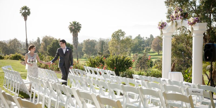 Canyon Crest Country Club wedding Inland Empire