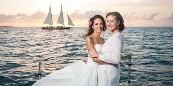 Danger Charters weddings in Key West FL