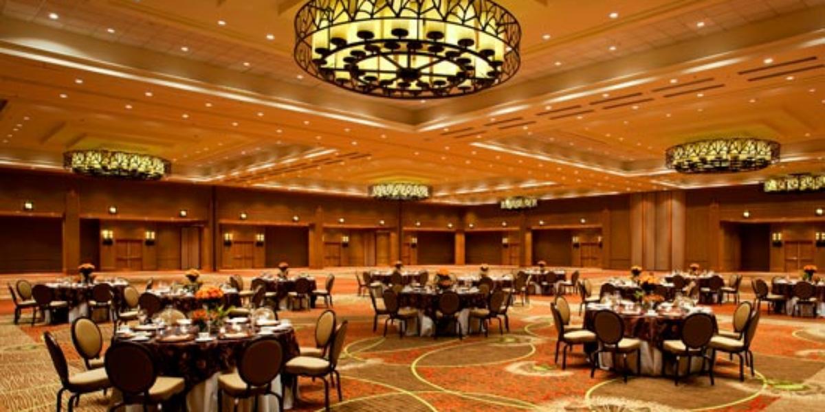 Sheraton Denver Downtown Hotel Weddings