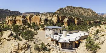 Escalante Cliff House weddings in Escalante UT