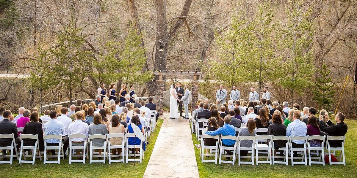 Wedgewood On Boulder Creek Weddings Get Prices For