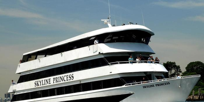 Yachts For All Seasons: Skyline Princess wedding venue picture 1 of 1 - Provided by: Skyline Princess New York
