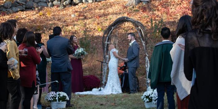 The Inn on Golden Pond wedding Merrimack