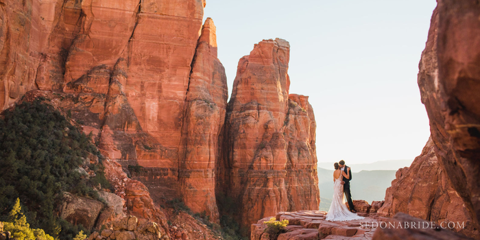 Enchantment Resort wedding Sedona/Flagstaff