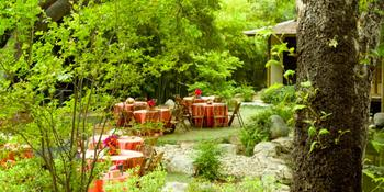 Storrier Stearns Japanese Garden weddings in Pasadena CA