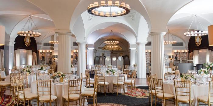 Kimpton Hotel Monaco Washington DC wedding Washington DC