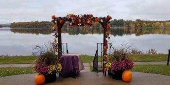 Paradise Shores 4 weddings in Holcombe WI