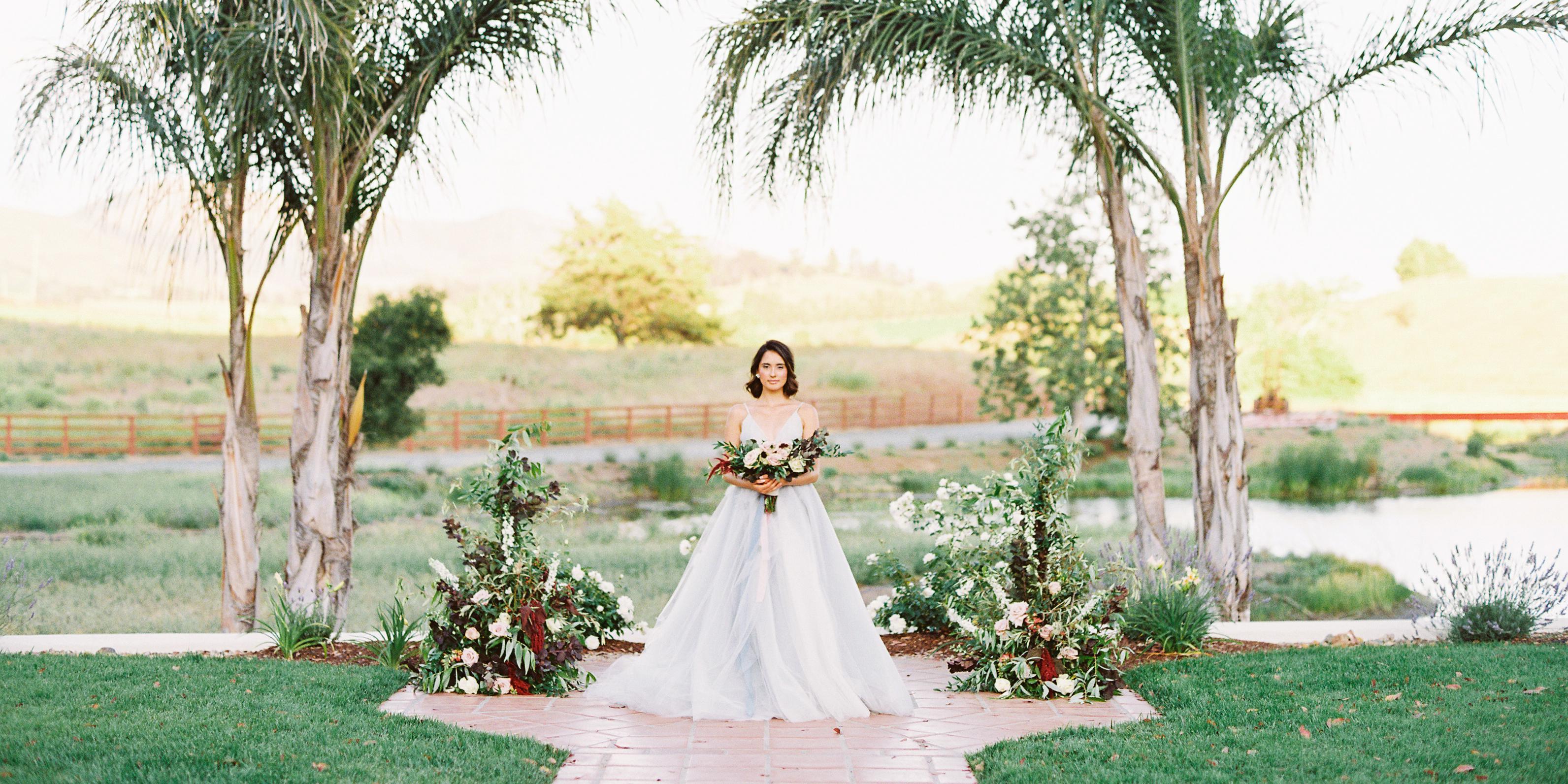 La Lomita Ranch Venue San Luis Obispo Price It Out,New York City Hall Wedding Dresses