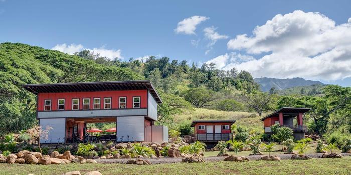 Holomua Farms wedding Oahu