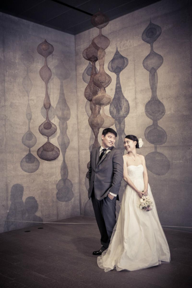de Young Museum wedding venue picture 14 of 16 - Provided by: deYoung Museum
