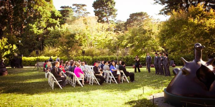 de Young Museum wedding venue picture 6 of 16 - Photo by: Sonia Savio Photography