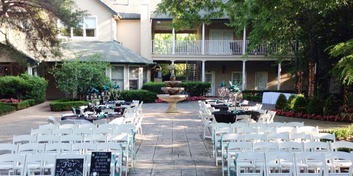 Sanford House Inn Spa Arlington Tx
