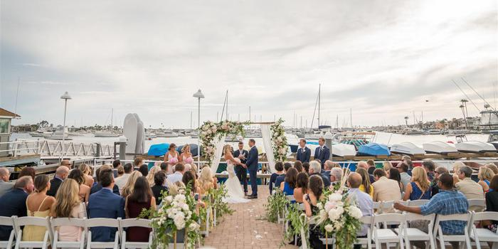 Balboa Yacht Club wedding Orange County
