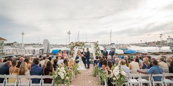 Balboa Yacht Club weddings in Corona del Mar CA