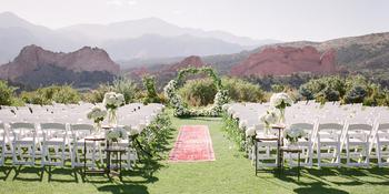 Garden of the Gods Club & Resort weddings in Colorado Springs CO