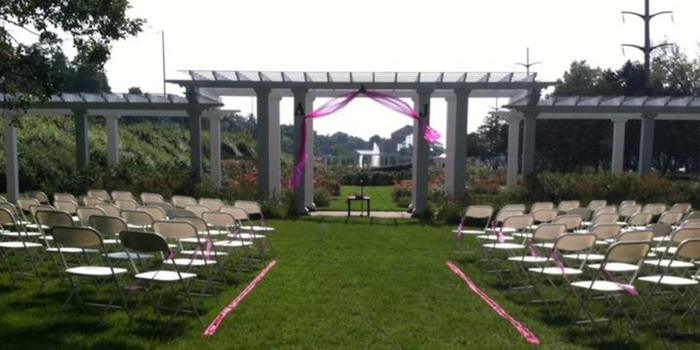 Nicholas Conservatory And Gardens Weddings