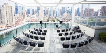 Ink48 Hotel weddings in New York NY