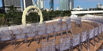 Seafair Mega Yacht weddings in Miami FL