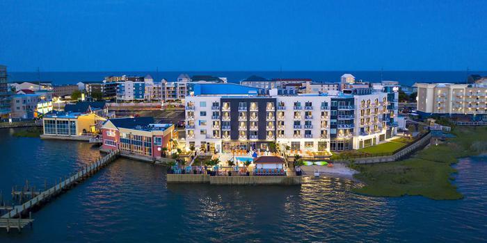 Aloft Ocean City wedding Eastern Shore/Chesapeake Bay