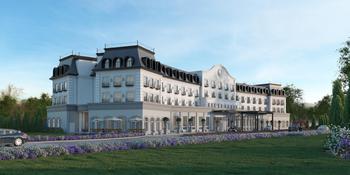 Chateau Grande Hotel weddings in East Brunswick NJ