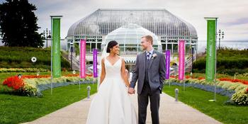 Phipps Conservatory and Botanical Gardens weddings in Pittsburgh PA
