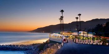 Gladstones Restaurant weddings in Pacific Palisades CA
