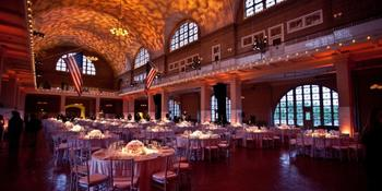 Ellis Island & Statue of Liberty weddings in Jersey City NY