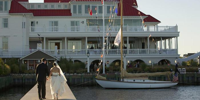Mallard Island Yacht Club wedding venue picture 9 of 15 - Photo by: Black Dog Imaging Photography