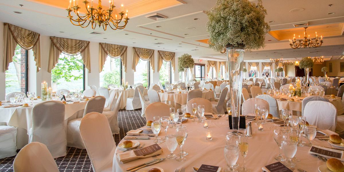 The Historic Thayer Hotel At West Point Weddings