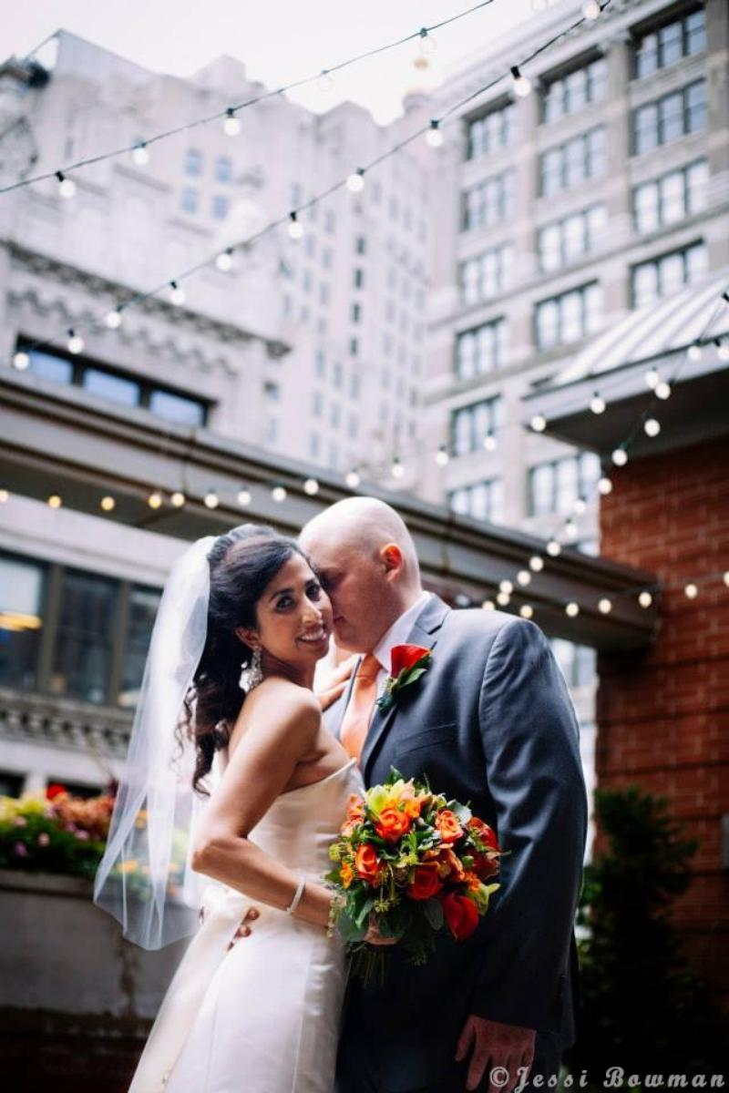 Hotel Giraffe wedding venue picture 12 of 16 - Photo by: Jessi Bowman