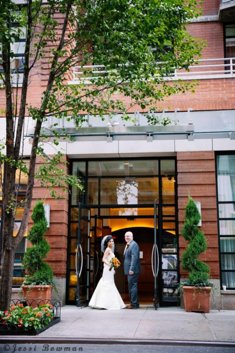 Hotel Giraffe wedding venue picture 6 of 16 - Photo by: Jessi Bowman