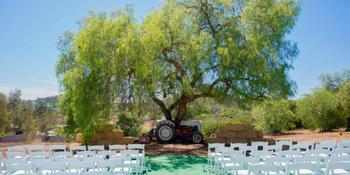 Broken Rock Ranch weddings in Valley Center CA