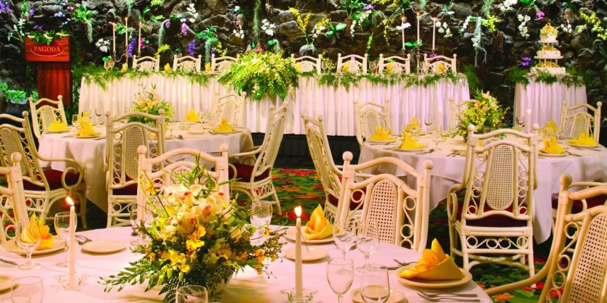 Pagoda Hotel Weddings | Get Prices for Oahu Wedding Venues in ...