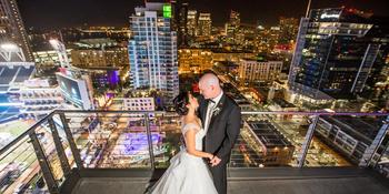The Ultimate Skybox at DiamondView Tower weddings in San Diego CA
