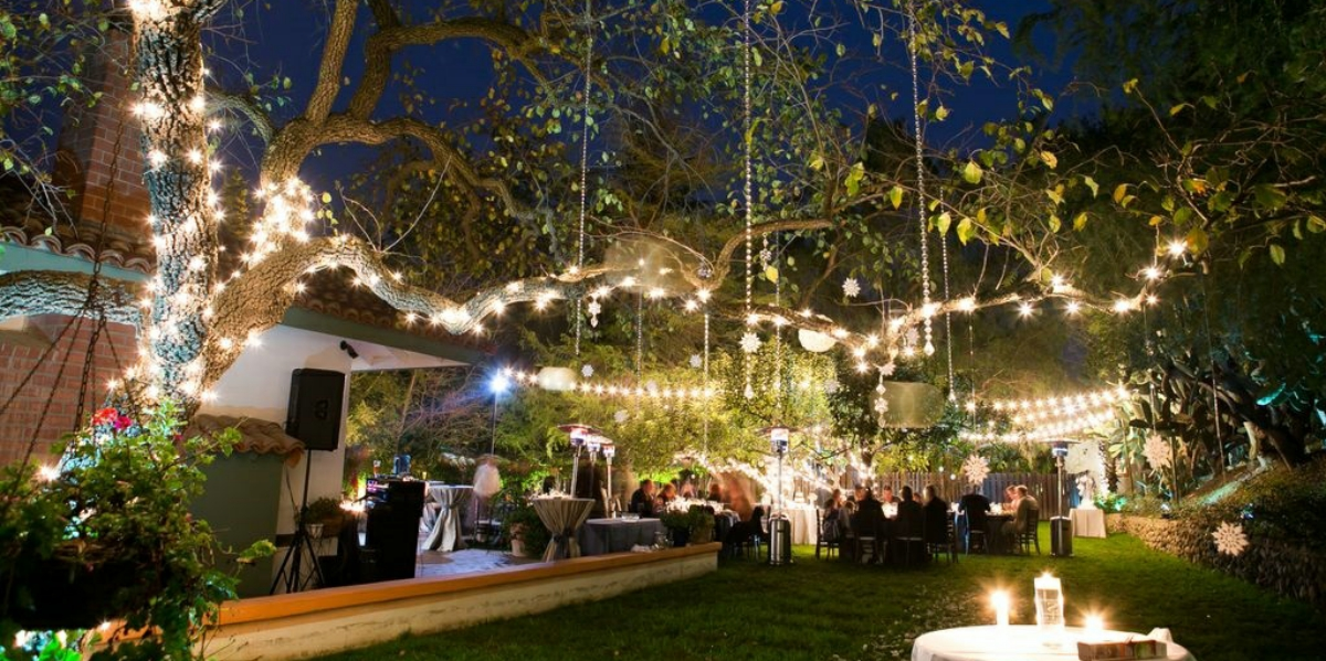 Woods Wedding Venues California