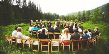 Hallam Lake at the Aspen Center for Environmental Studies weddings in Aspen CO