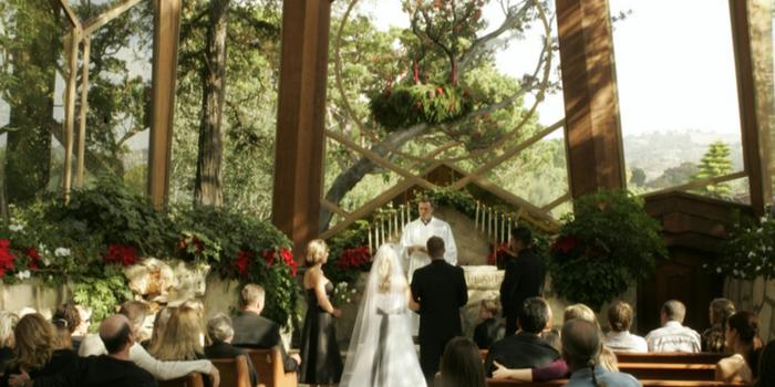 Wayfarers Chapel Famous Weddings