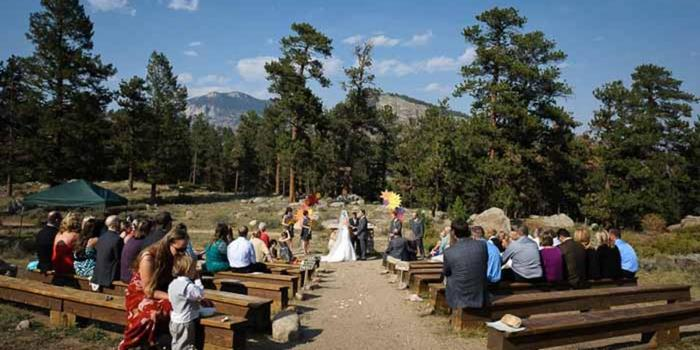 YMCA of the Rockies, Estes Park Center wedding venue picture 7 of 13 - Photo by: Eli Powell Photography